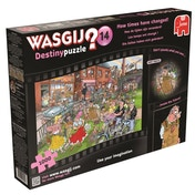 Wasgij Destiny 14 How Times Have Changed 1000 Piece Jigsaw Puzzle