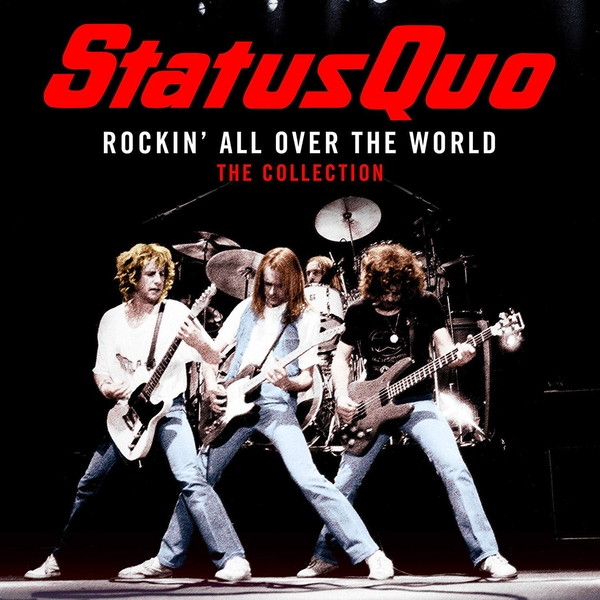 Status Quo - Rockin' All Over The World The Collection Vinyl