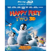 Happy Feet Two Blu-ray 3D   Blu-ray