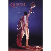 Queen Crown Maxi Poster