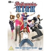 Britannia High - Series 1 (Episodes 1-4) DVD