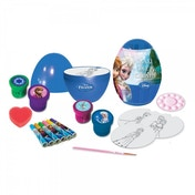 Disney Frozen My Maxi Egg with 24 Piece Creative Activities Set