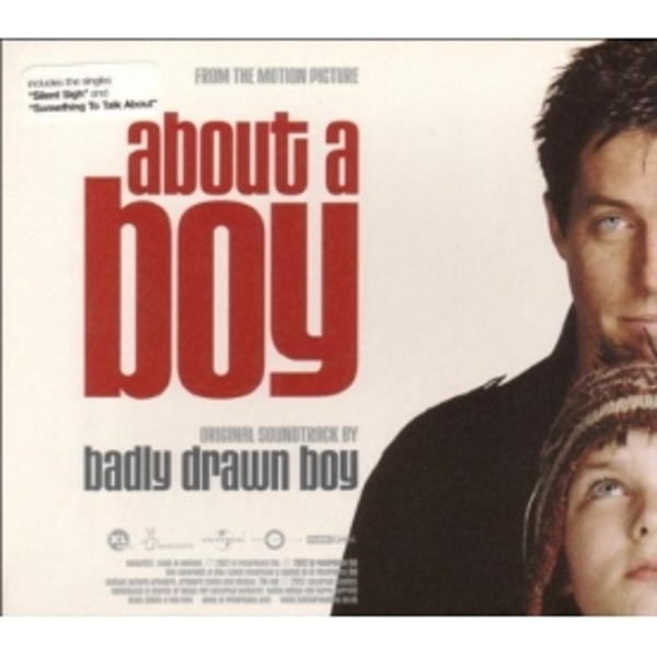 Badly Drawn Boy - About A Boy CD