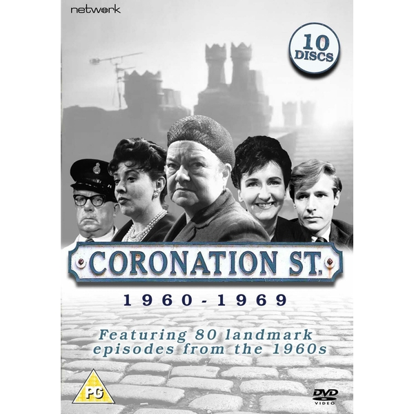 Coronation Street - 1960-1969 DVD 10-Disc Set