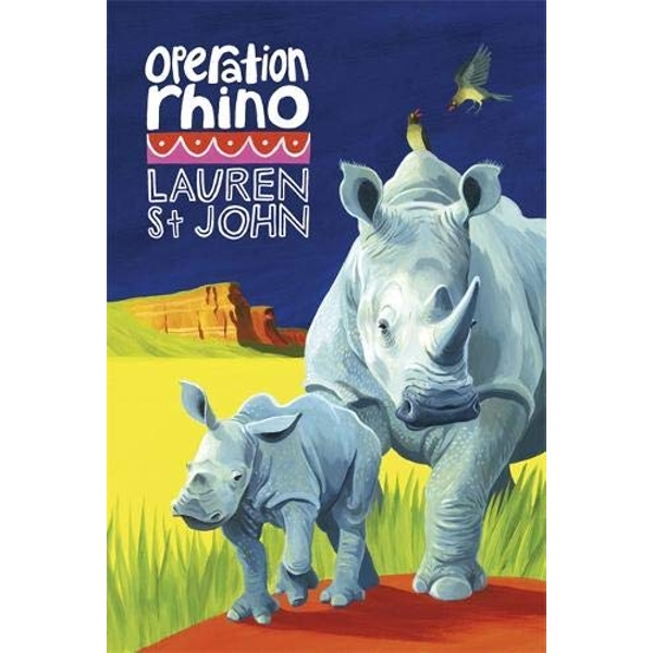 The Operation Rhino: Book 5 by Lauren St. John (Paperback, 2016)