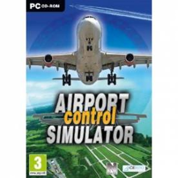 Airport Control Simulator Game PC