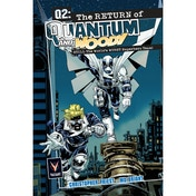 Q2 The Return of Quantum and Woody Deluxe Hardcover