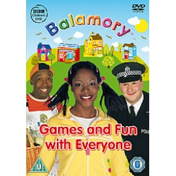 Balamory Games And Fun For Everyone DVD