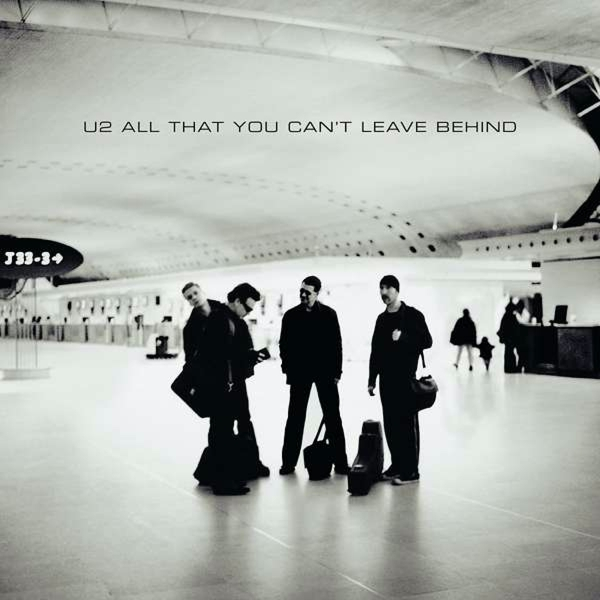 U2 - All That You Can't Leave Behind Vinyl