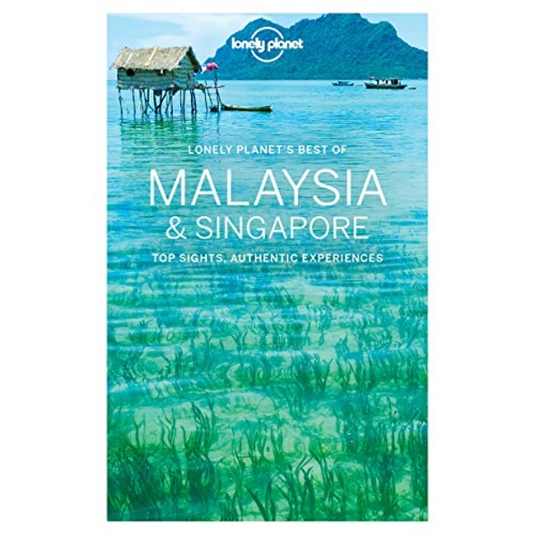 Lonely Planet Best of Malaysia & Singapore  Paperback / softback 2016