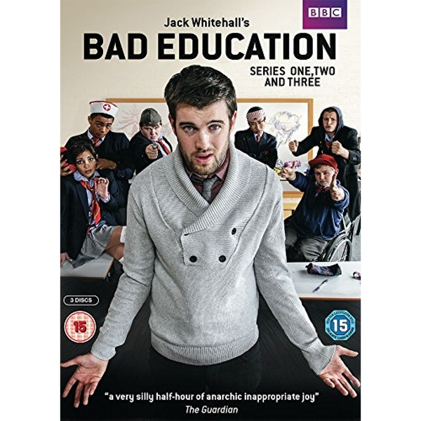 The Good And Very Very Bad Education >> Bad Education Series 1 3 Dvd Nzgameshop Com