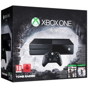 Xbox One Console 1TB Edition (without Kinect sensor) Tomb Raider Bundle
