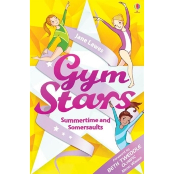 Gym Stars (1) : Summertime and Somersaults : 01