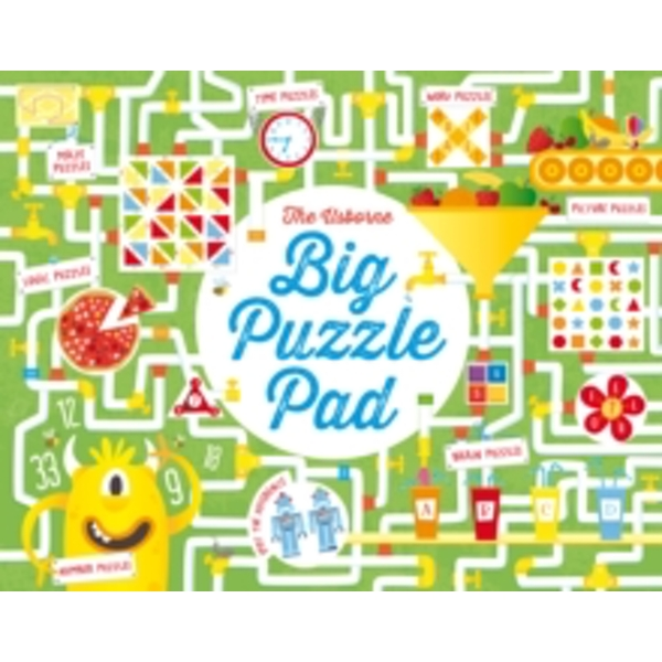 Big Puzzle Pad by Kirsteen Robson (Paperback, 2015)