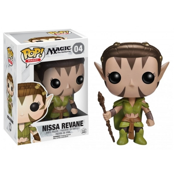 Nissa Revane (Magic: The Gathering) Funko Pop! Vinyl Figure