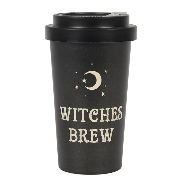 Witches Brew Bamboo Mug with Sleeve