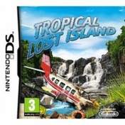 Ex-Display Tropical Lost Island Game DS Used - Like New