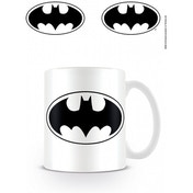 DC Originals Batman Mono Logo - Mug