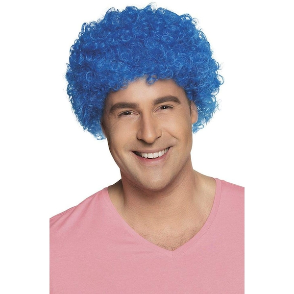 Boland Pop Wig One Size (Bllue)