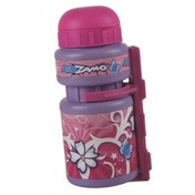 Kidzamo Inc Bottle Cage - Pink