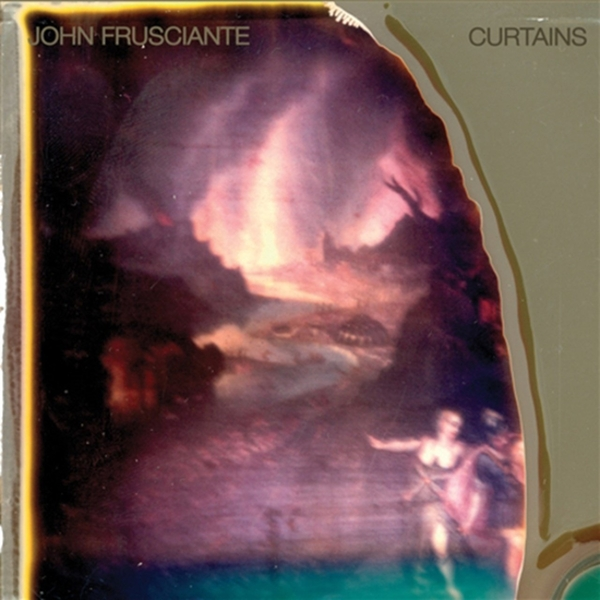 John Frusciante ‎– Curtains Vinyl