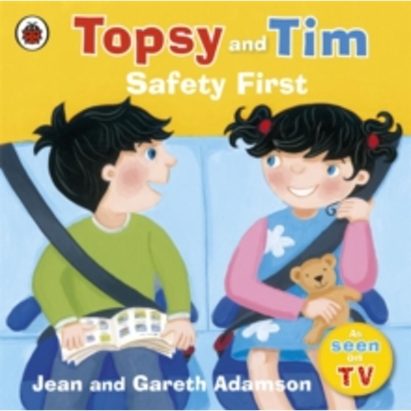 Topsy and Tim: Safety First by Jean Adamson (Paperback, 2011)