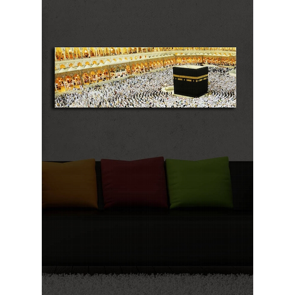 3090?ACT-21 Multicolor Decorative Led Lighted Canvas Painting