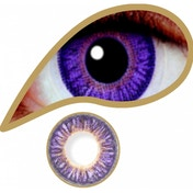 Amethyst 1 Day Coloured Contact Lenses (MesmerEyez Blendz)