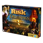 Lord of The Rings Risk Board Game