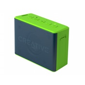Creative Labs MUVO 2c Stereo portable speaker Green