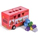 Hey Duggee Wooden Shape Sorting Fire Truck with Light & Sound - Image 2