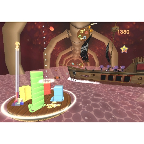 Roogoo Twisted Towers Game Wii - Image 6