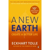 A New Earth: Create a Better Life by Eckhart Tolle (Paperback, 2009)