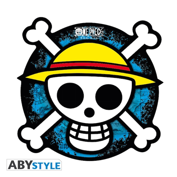 Image of One Piece - Skull Mouse Mat