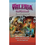 Valeria: Card Kingdoms 2013 Expansion Pack #04: Peasants & Knights