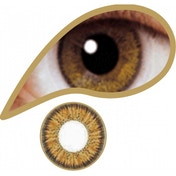 Brown 1 Day Coloured Contact Lenses (MesmerEyez Illusionz)