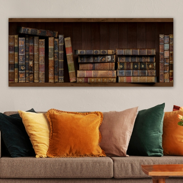 YTY220801_50120 Multicolor Decorative Canvas Painting