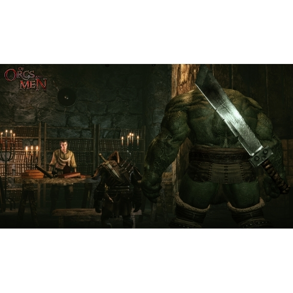 Of Orcs and Men Game Xbox 360 - Image 2