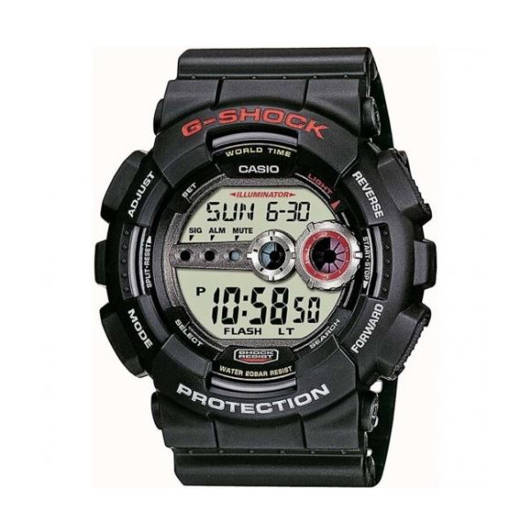 Casio G-Shock Watch Black - Image 1
