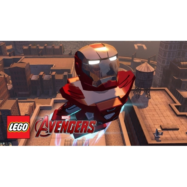 Lego Marvel Avengers PS3 Game - Image 2