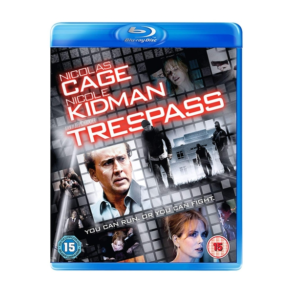 Trespass Blu-ray