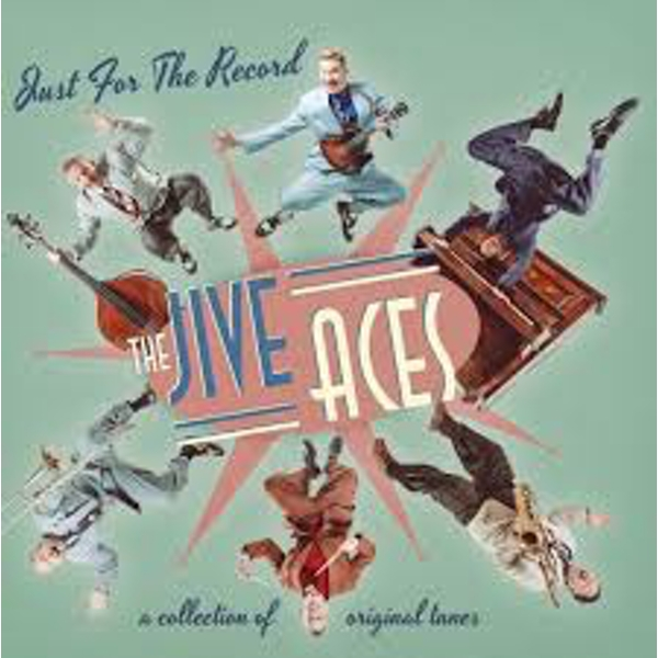 The Jive Aces ‎– Just For The Record Vinyl