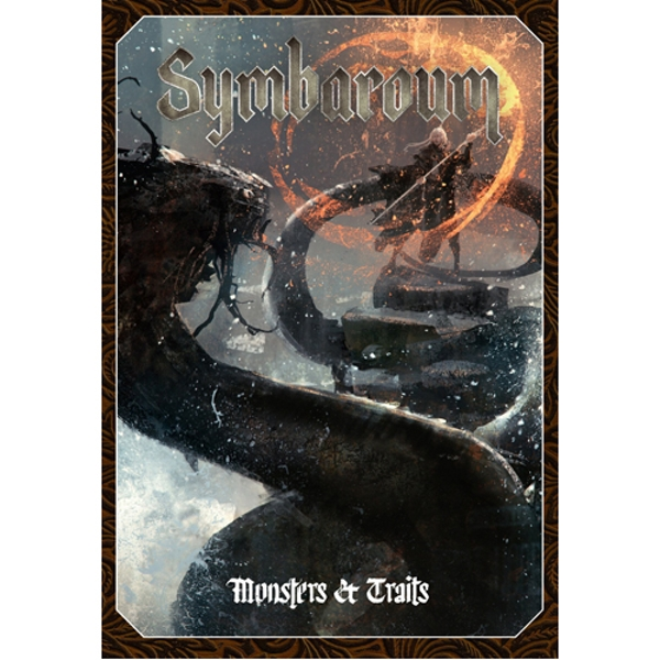 Symbaroum: Monsters & Traits Cards Supp.