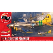 Airfix Boeing B17G Flying Fortress Series 8 Aircraft 1:72 Scale Model Kit