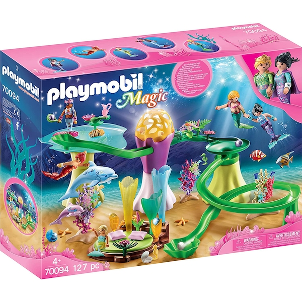 Playmobil Magic Mermaid Cove with Lit Dome