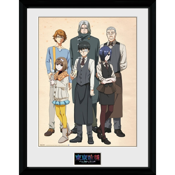 Tokyo Ghoul Antique Collector Print