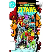 New Teen Titans Volume 4 TP