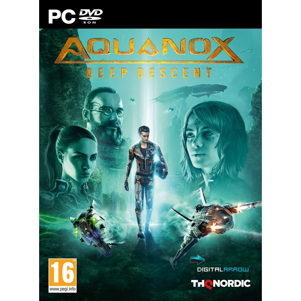 Aquanox Deep Descent PC Game