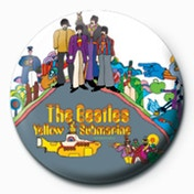 The Beatles - Yellow Submarine Badge