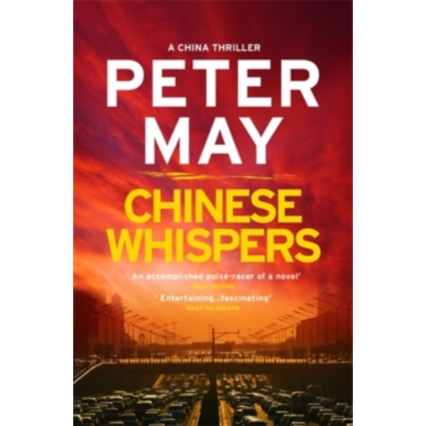 Chinese Whispers : China Thriller 6